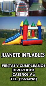 Juanete Inflables