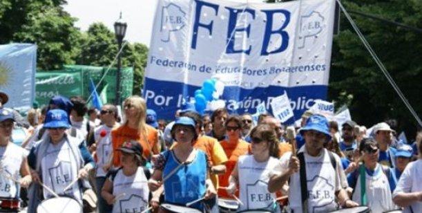 Se votaron 48 horas de paro en la provincia de Buenos Aires