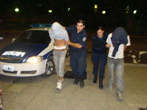 Salió de Batán y fue detenido