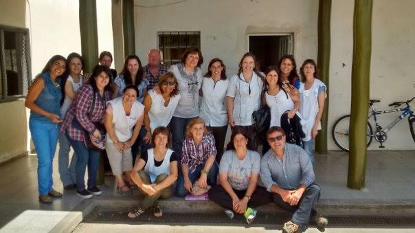 El CPA capacitó a docentes de la Escuela Secundario 9