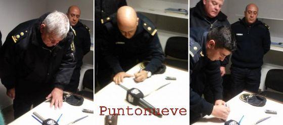 El Subcomisario Ortelli asumió la conducción de la Policía Comunal