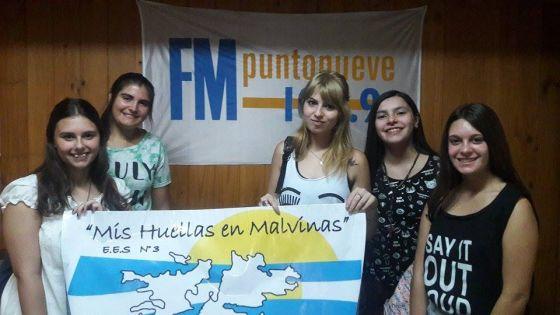 Jóvenes de Balcarce proyectan viajar a Malvinas