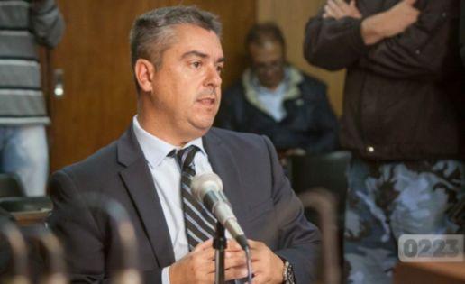 Moure pidió 10 años de prisión para Sasso