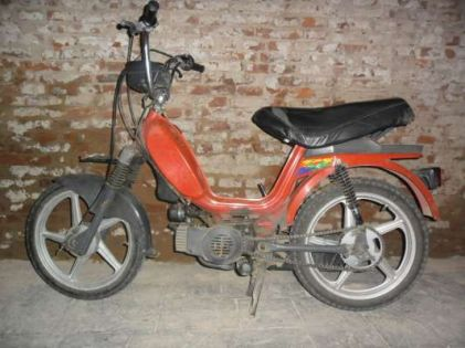 1 zanella 50 cc