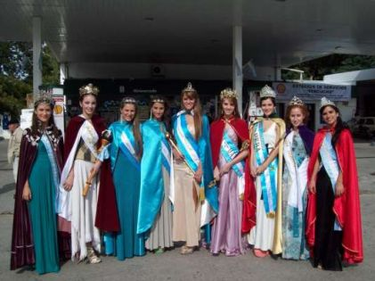Reinas en Ayacucho 2
