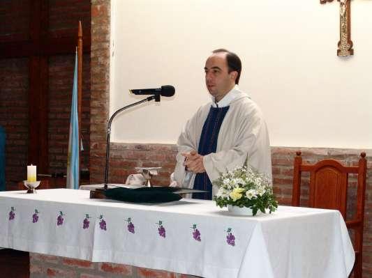 Padre Pablo Bosisio
