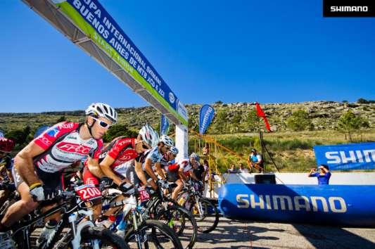 Mountain Bike en Balcarce 2013