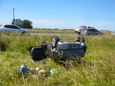 accidente ruta 55