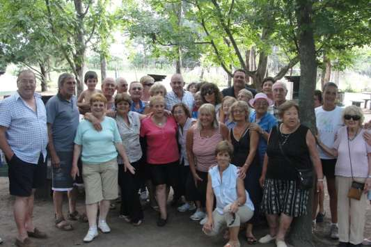 Adultos mayores en el Poli (Archivo 2013)