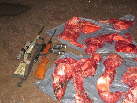 carne y armas