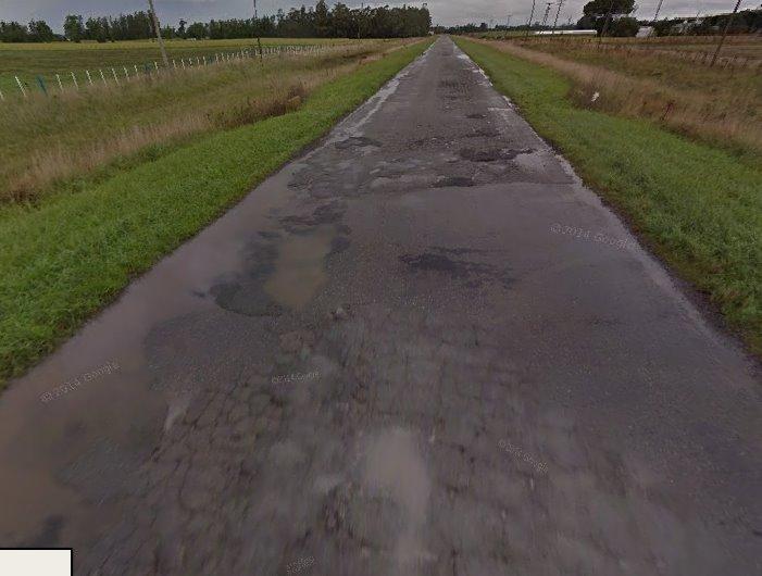 caminos rotos