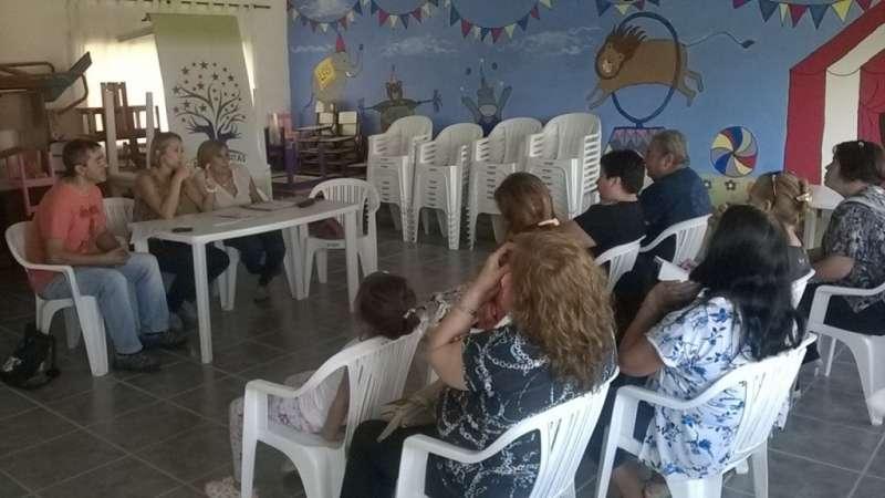 Charla Abrepuertas