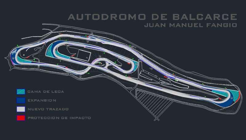 plano autodromo