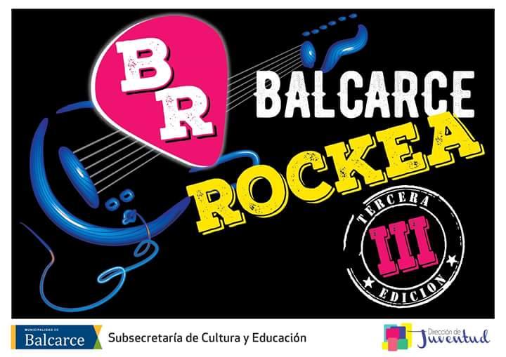 Logo Balcarce Rockea