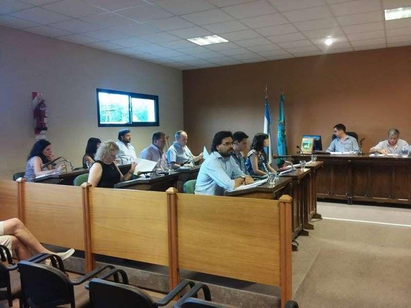 concejo deliberante oficialismo